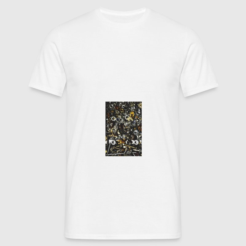 screws - Men's T-Shirt