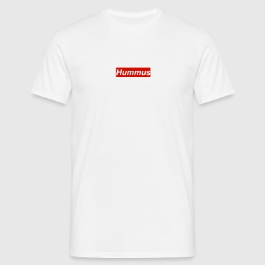 Hummus tee  - Men's T-Shirt