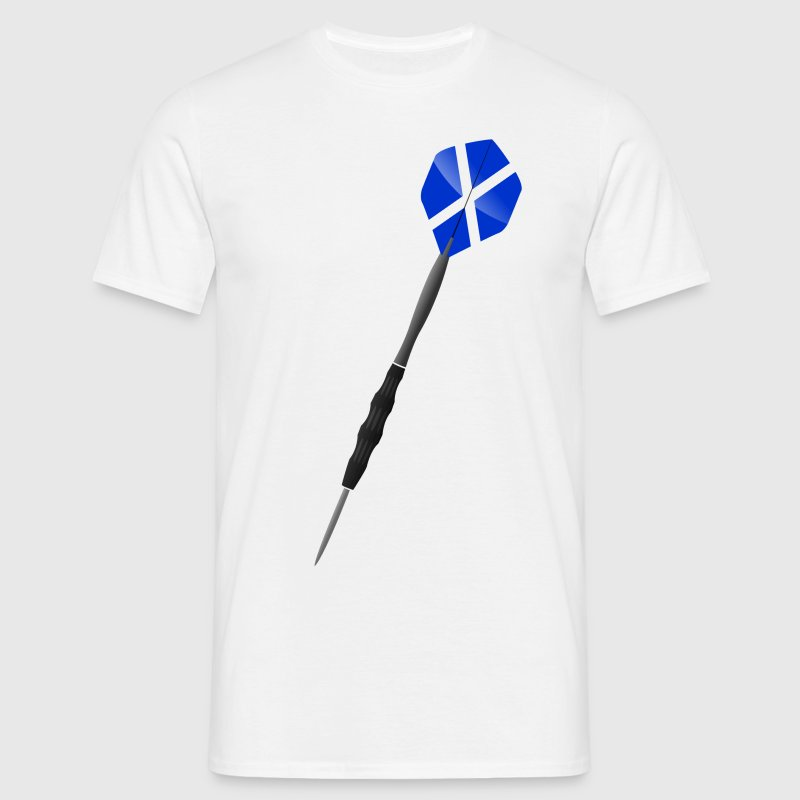 Scotland Dart  - Men's T-Shirt