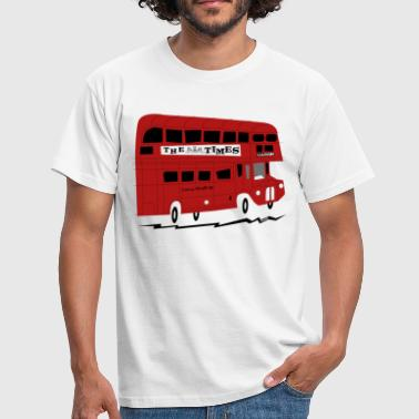 London bus - Men's T-Shirt