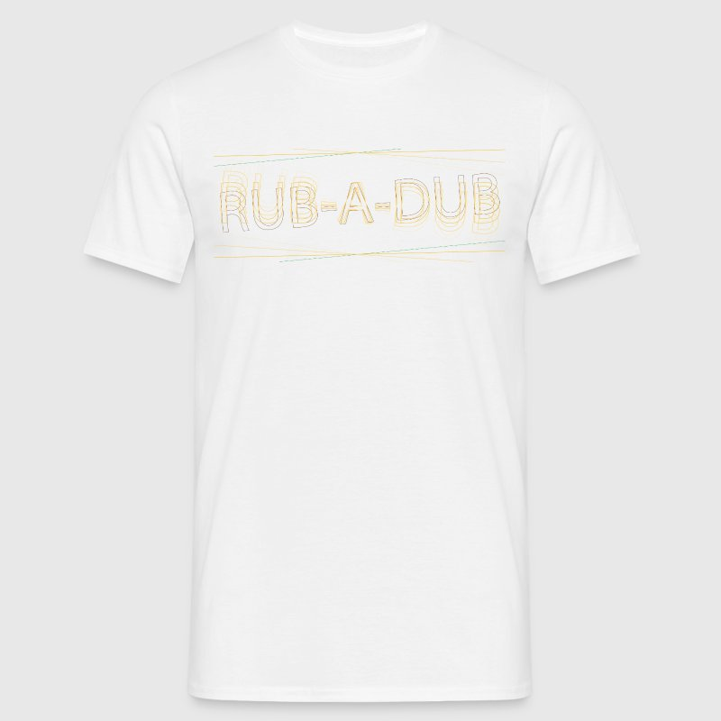 rubadub - Men's T-Shirt