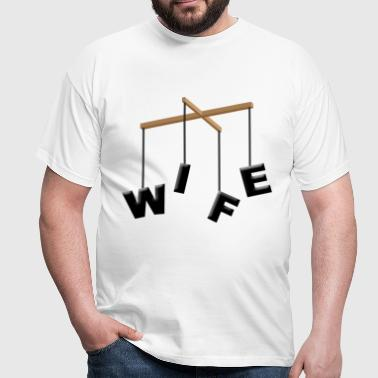 Wife Version 2 - Männer T-Shirt