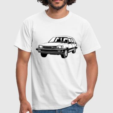Tercel 4WD illustration - Männer T-Shirt