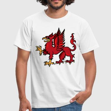 Griffin - Men's T-Shirt