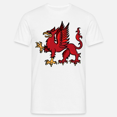 Griffin Griffin - Men's T-Shirt