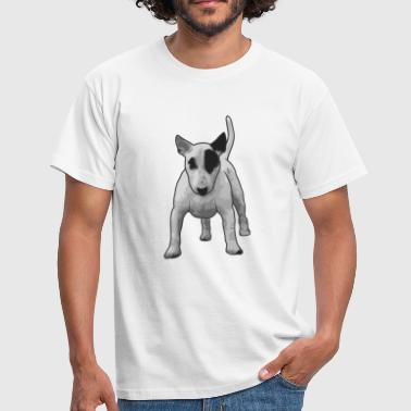 digi_bully_v3 - Men's T-Shirt
