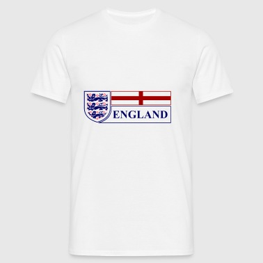logo_england_2 - Men's T-Shirt