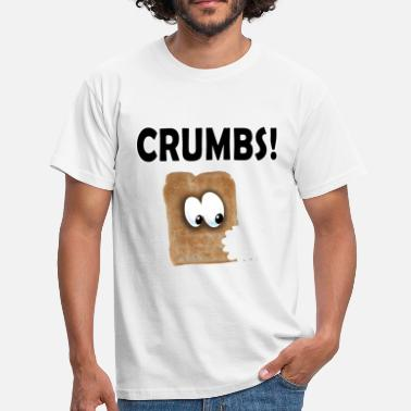 Crumb CRUMBS! - Men's T-Shirt