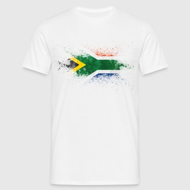South Africa - T-shirt Homme