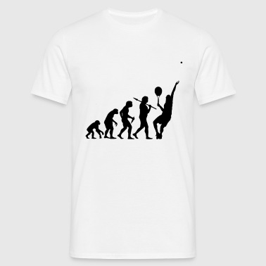 Tennis Evolution - Men's T-Shirt