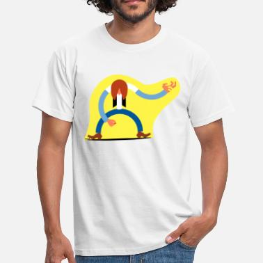 Air Guitar Air guitar - Men's T-Shirt