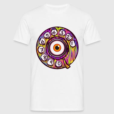 Eye Phone - Men's T-Shirt