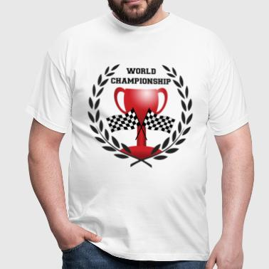 World championship - T-shirt Homme