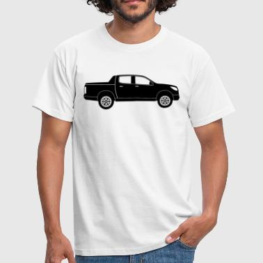 Pick-up Truck - Men's T-Shirt