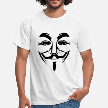 Guys Guy Fawkes - Men's T-Shirt