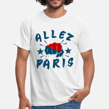 Ultras Allez Paris - T-shirt Homme