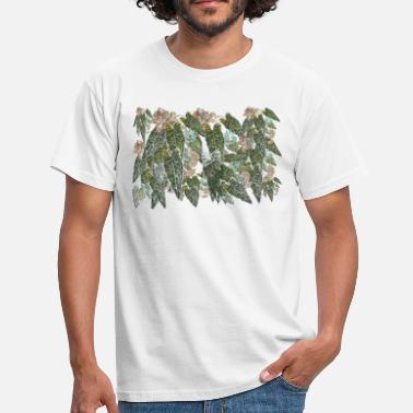 Botanical botanical  pattern - Men's T-Shirt