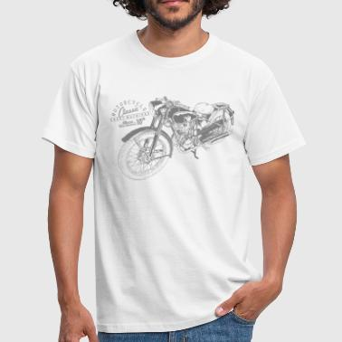 bike - Herre-T-shirt