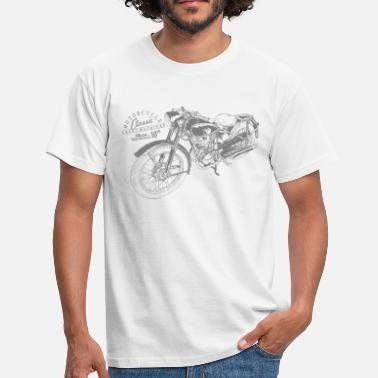 bike - Mannen T-shirt