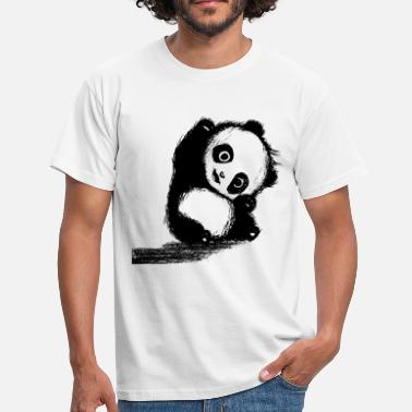 Animaux panda - T-shirt Homme