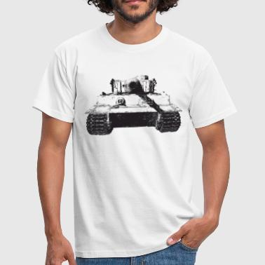 Tiger tiger, PzKpfw VI - Men's T-Shirt