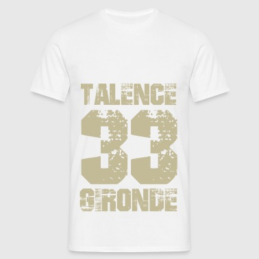France Aquitaine Gironde 33 Talence - T-shirt Homme