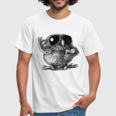 Hibou cool - T-shirt Homme