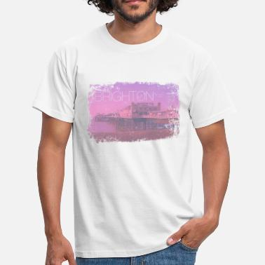 Seaside BRIGHTON - Men's T-Shirt