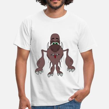Monstre - T-shirt Homme