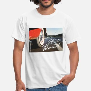 Shirley Hit the Road - Men's T-Shirt
