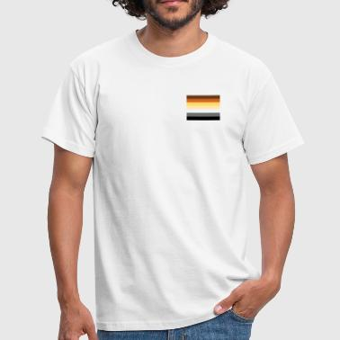 bear flag - Men's T-Shirt