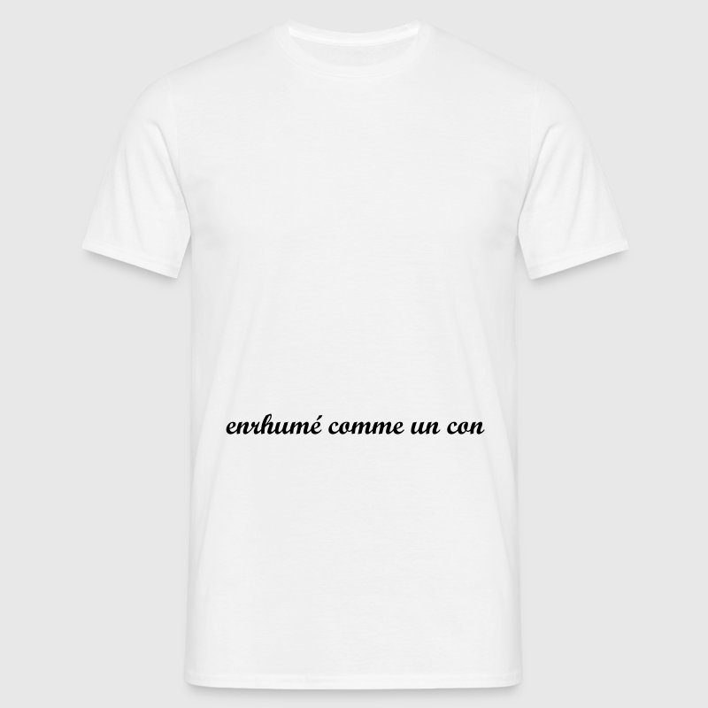 emoticone-rhume - T-shirt Homme
