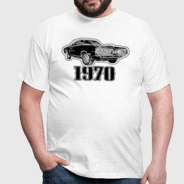 1970 US Car - Männer T-Shirt