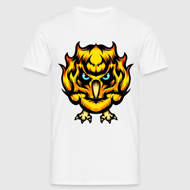 Fire Chick - Men's T-Shirt