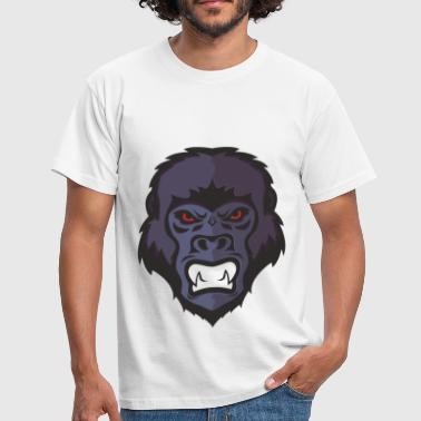Gorilla Mascot - Men's T-Shirt