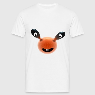 Toothies Orange - T-shirt Homme