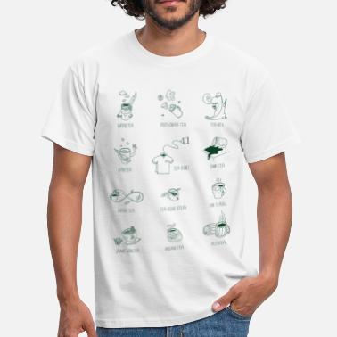 Tea The TEA-Shirt Vol. I - Men's T-Shirt