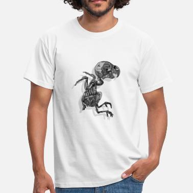 Black And White Collection sparrow - Herre-T-shirt