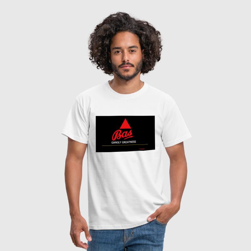 Bas Savage  - Men's T-Shirt