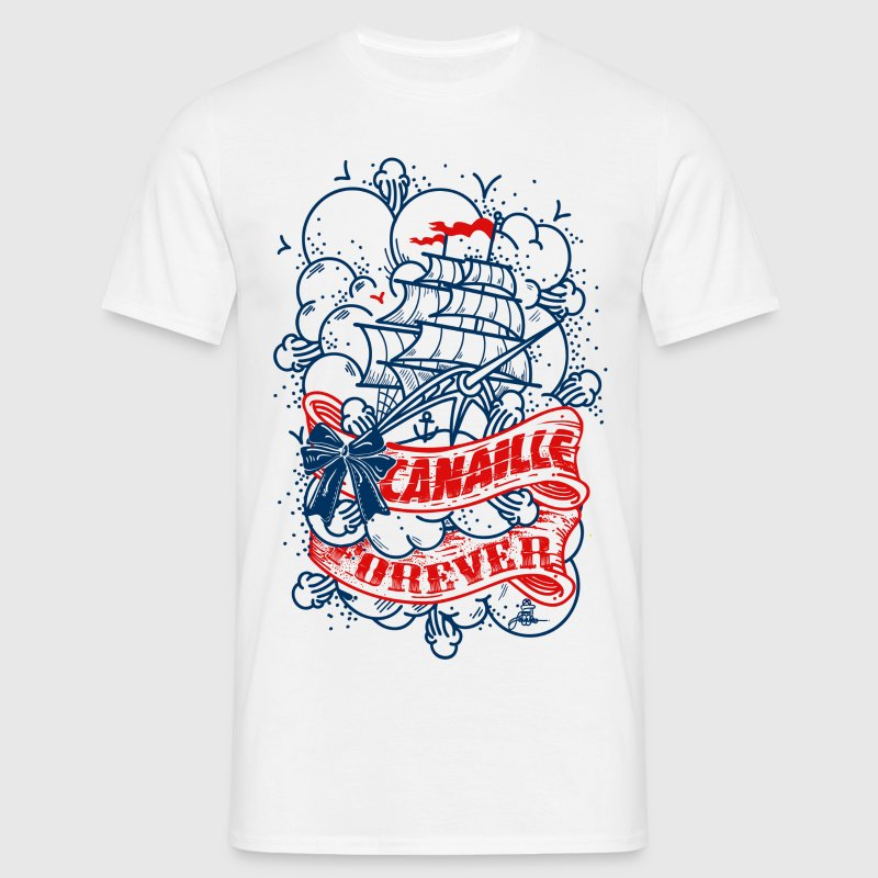 vieille canaille - T-shirt Homme