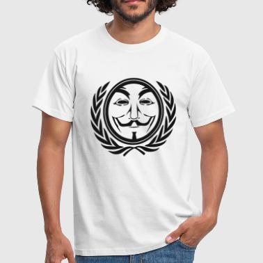 Anonymous community - T-shirt Homme