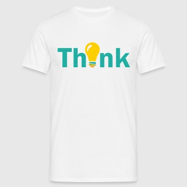 Think - T-shirt Homme