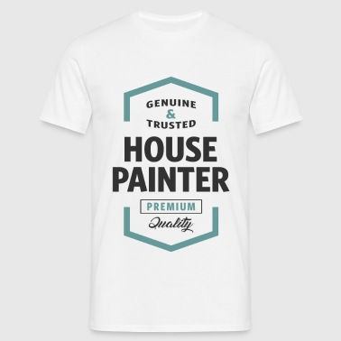 House Painter Logo Tees - Men's T-Shirt