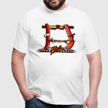 Barbecue - T-shirt Homme
