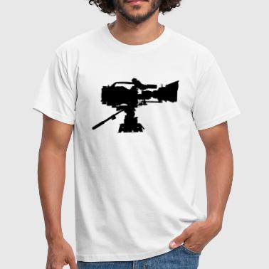 Camera on Tripod - Men's T-Shirt
