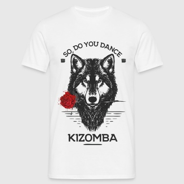 Do you dance kizomba - T-shirt Homme