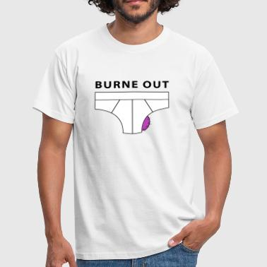 burne out - T-shirt Homme