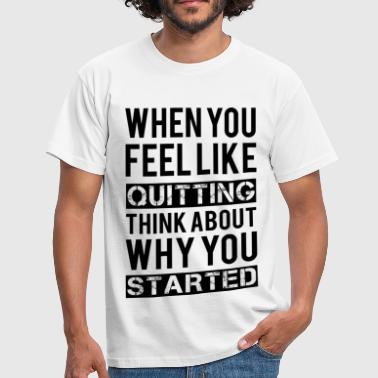 Motivation - Men's T-Shirt