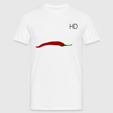 Chili HD - Men's T-Shirt