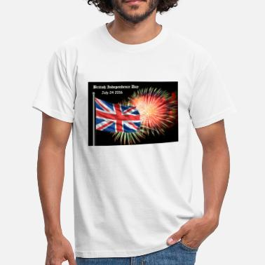 Farage British Independence Day t-shirt - Men's T-Shirt